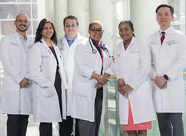 Rutgers Health Academic Health Care Providers