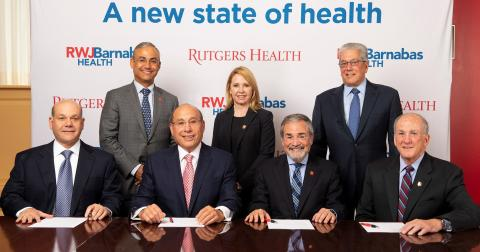 RWJBarnabas Health and Rutgers